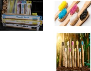 Bamboo Charcoal Nano Toothbrush Super Soft Bristle pictures & photos