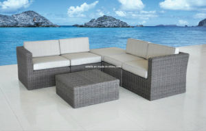 Sectional Outdoor Patio Garden Furniture Wicker Rattan Furniture pictures & photos