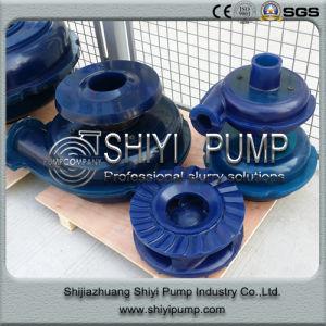 Polyurethane Impeller Slurry Pump PU Impellers Pump Parts pictures & photos