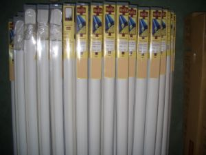 Blackout Roller Fabric Blinds Fire-Retardant for Commercial Window Blinds pictures & photos