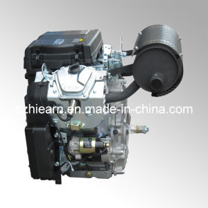 Air-Cooled Two Cylinder Gasoline Engine Featured with Construction Machine (2V78F) pictures & photos