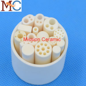 99.7% High Purity Alumina Ceramic Tube pictures & photos