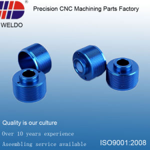 Direct Factory High Precision Aluminum CNC Lathe Turning Machining Parts pictures & photos