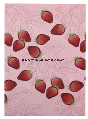 Wholesale Fabric Cover Notebook with Bookmark pictures & photos