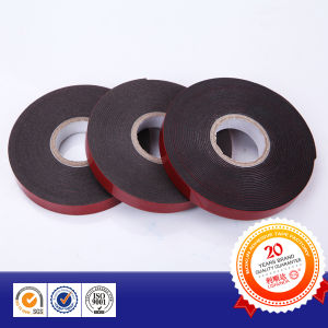 Carpet Sealing PE Foam Double Sided Tape pictures & photos