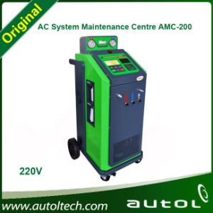 Auto Maintenance and Cleaning Machine Amc-200 A/C System Car Air Conditioning Tool pictures & photos