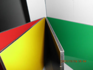 Alucoworld New PVDF Aluminum Composite Panel pictures & photos