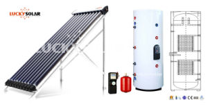 Install Your Water Tank in Home/ Split Pressure Solar Water Heater/ Intelligent Controller.