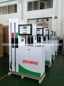 Zcheng Gas Station Professional Fuel Dispenser pictures & photos