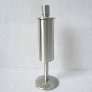 Two Curved Stainless Steel Outdoor Garden Oil Torch pictures & photos