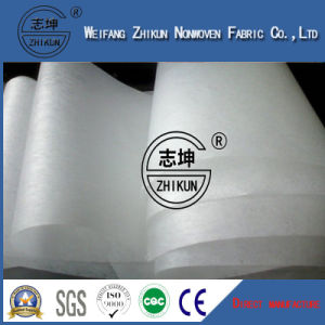 SMS SMMS Hydrophobic Water-Proof Nonwoven Fabric Manufacturer for Diaper Raw Materials pictures & photos
