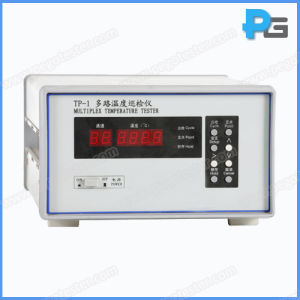 Multi-Point Temperature Data Logger with K Type Thermcouple pictures & photos
