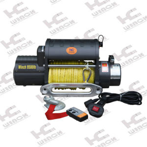 4x4 Electric Winch 12V 9500LB pictures & photos