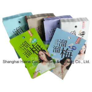 Plastic Compound Printing Snack Packaging Bag