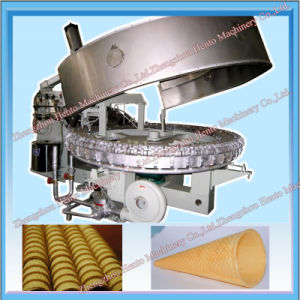 Full Automatic Stainless Steel Ice Cream Cone Machine pictures & photos