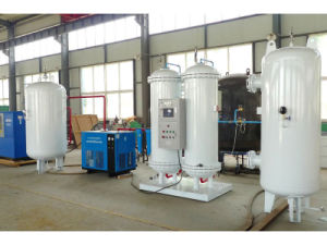 Industry Production with Good Quality Psa Nitrogen Generator (BPN99.99/100) pictures & photos