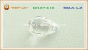 Crystal Bead of Drop Shape for Pendant pictures & photos