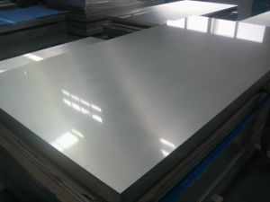 Plain Aluminium Sheet pictures & photos