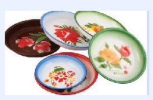 Home Appliance Enamel Plate pictures & photos