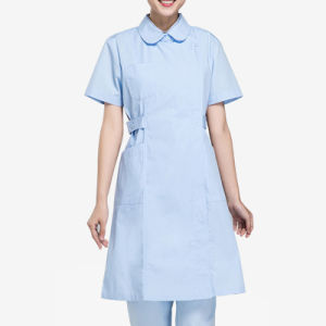 Hospital Medical Scrubs Uniforms, Doctor White Coat2016/Fabric for Medical Uniform pictures & photos