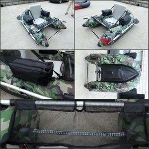 The Best Quality Belly Boat New Style PVC Small Fishing Boat pictures & photos
