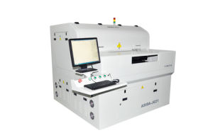 UV Laser CNC Drilling Machine for FPC Flexible Printed Circuit Board (JG21) pictures & photos