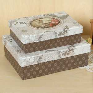 Exquisite Design Printing Paper Box pictures & photos