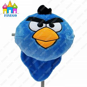 Angry Bird Electric Furry Walking Animal Kiddie Rider for Sale pictures & photos