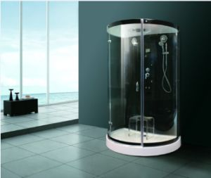 Contracted Style Cylinder Shape Single Capacity Steamroom (M-8293) pictures & photos
