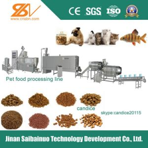 Best Quality Pet Food Machinery pictures & photos