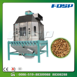 Pneumatic Pushing Flap Type Discharging Cooler for Pellets pictures & photos