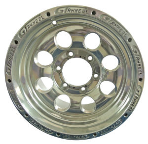 Big Holes 4X4 Alloy Wheel (UFO-1111) pictures & photos