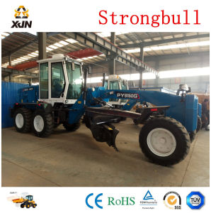 China Cheap Xjn Strongbull 160HP New Motor Grader Py9160 for Sale pictures & photos