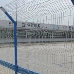 High Security and Pratical Wire Mesh Fence (manufacture in Anping) pictures & photos
