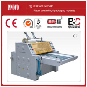 Zdfm Hot Sell Manual Hydraulic Laminator pictures & photos