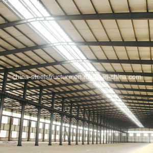 Hot Sale Top Quality Steel Structure Workshop and Warehouse Construction pictures & photos