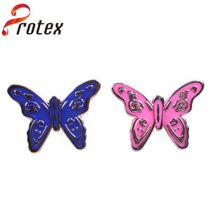 2015 Wholesale Butterfly New Hot Product Plastic Ornament pictures & photos