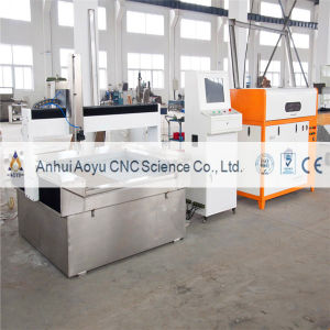 Gantry 1.5*1.5m Water Jet Cutting Machine pictures & photos