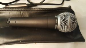 Professional Sm58 Dynamic Wired Microphone for Karaoke pictures & photos