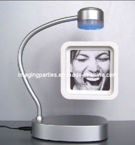LED Magnetic Levitating Photo Display (MFP130)
