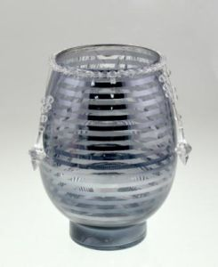 New Design Mercury Glass Candle Holder pictures & photos