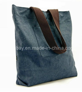 Fashion Lady Canvas Shoulder Bag (CSBG09-034)