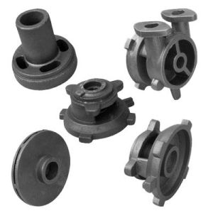 Customized Good Quality Ductile Iron Resin Sand Casting Foundry pictures & photos