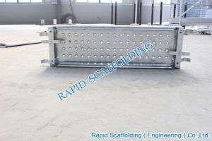 Hot DIP Galvanized Steel Planks Construction Scaffolding pictures & photos