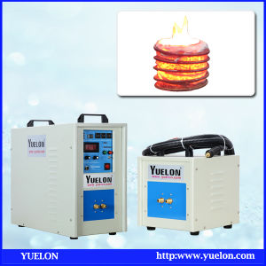 Small Portable Melting Furnace for Gold/Aluminium/Copper/Silver pictures & photos