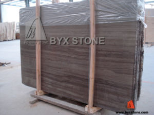 Serpeggiante Wood Marble Big Slab for Wall and Floor Tile pictures & photos