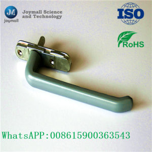 Custom Aluminum Alloy Powder Coating Furniture Hardware Door Handle Doorknob pictures & photos