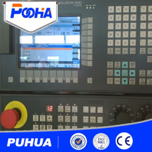 Mechanical CNC Turret Hole Punching Machine for Stainless Steel Plate pictures & photos