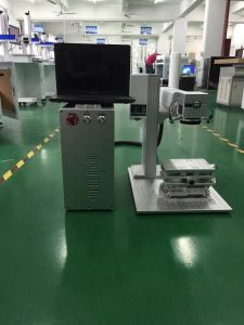 CNC Fiber Laser Marking Machine, Laser Engraving Machine for Metal and Nonmetal pictures & photos