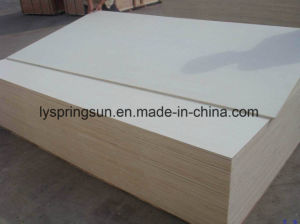 18mm Natural Color Commercial Plywood pictures & photos